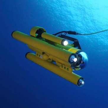 Test of the ROV SubSea Tech «Observer»